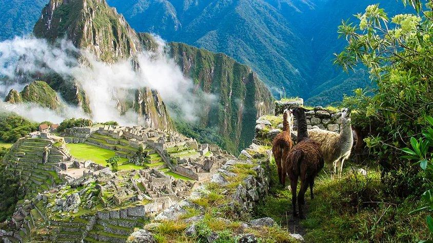 viaje Perú y Santiago
