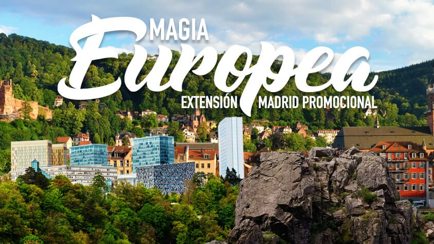 Magia Europea ext. Madrid Promocional
