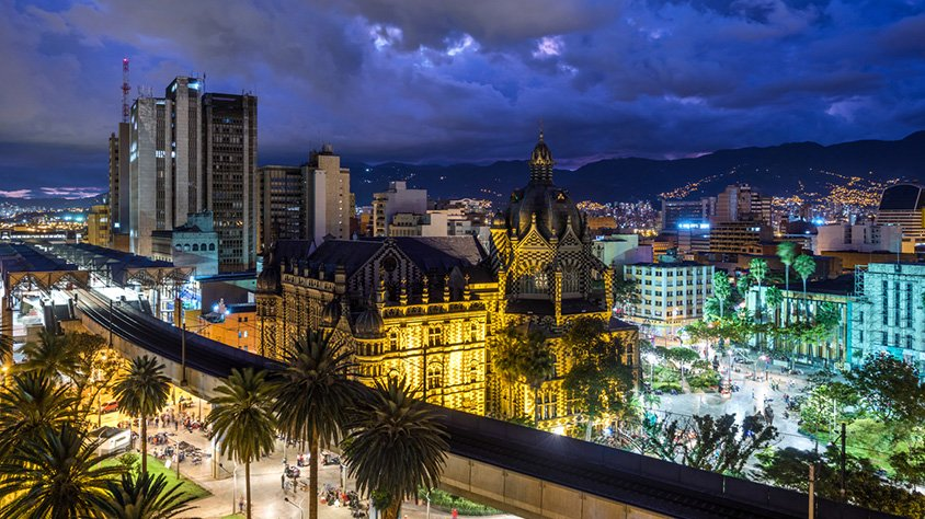 viaje Medellín de Compras