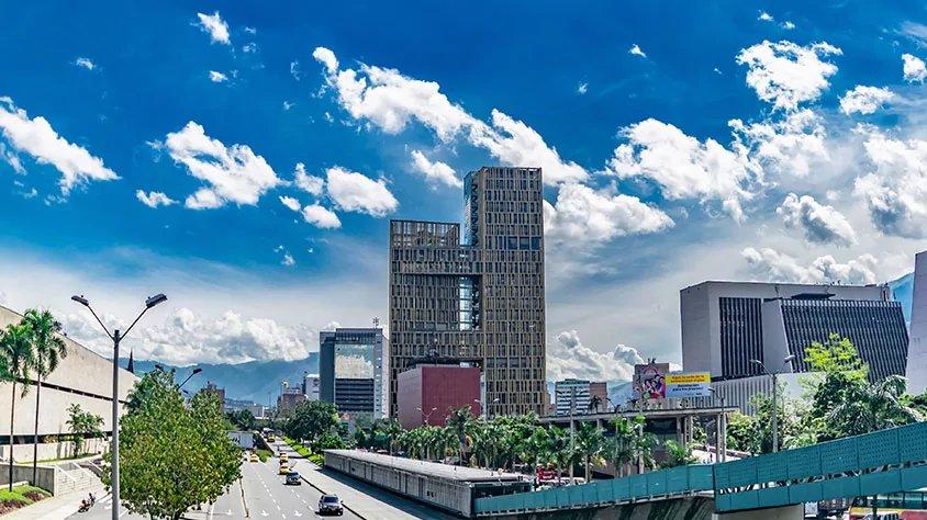 viaje Bogotá y Medellín