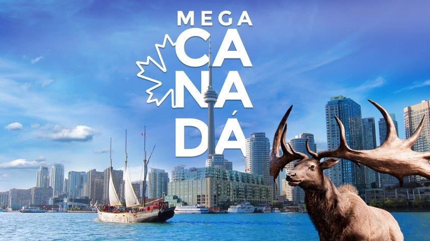 viaje Mega Canadá
