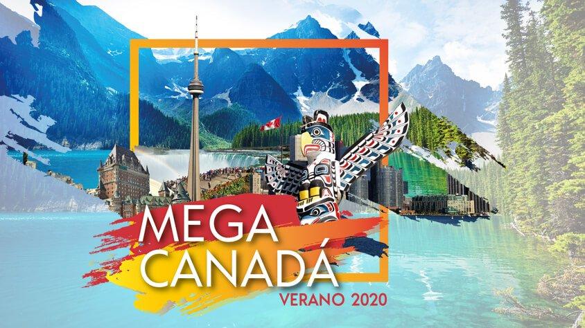 viaje Mega Canadá Verano 2020