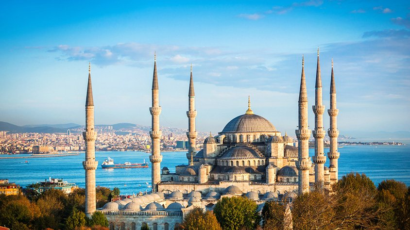 viaje Turquía y Grecia Sensacionales