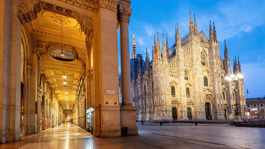 viaje Italia Soñada