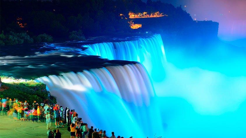 viaje Mini Niagara Falls