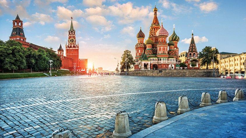 viaje Fiordos Magnificos y Rusia