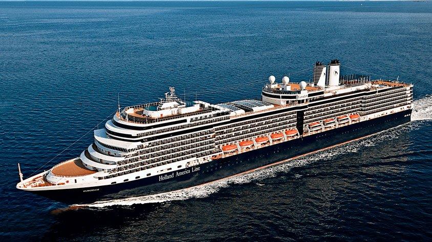 viaje ms Eurodam - Caribe del Este
