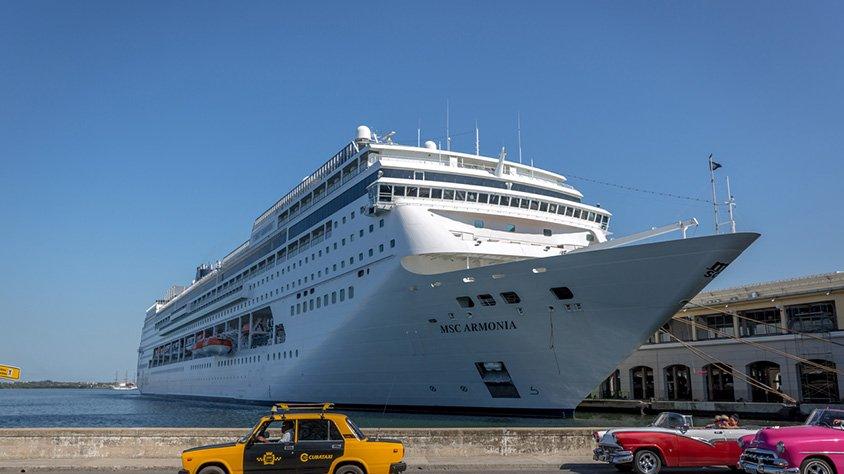 viaje Msc Armonia - Bahamas