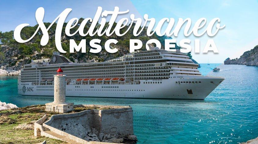 Msc Poesia - Mediterraneo