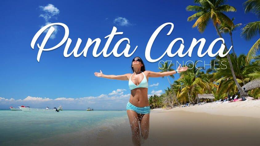 viaje Punta Cana 07 nts