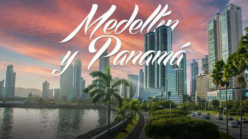 viaje Medellín y Panamá