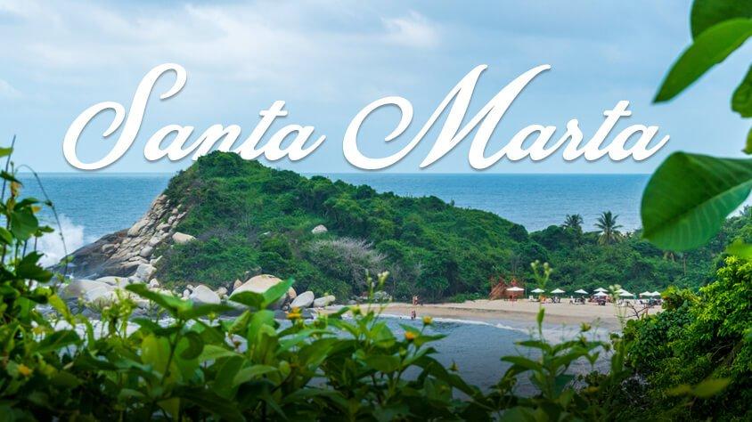 viaje Santa Marta
