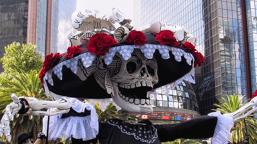 Coco y el día de Muertos
