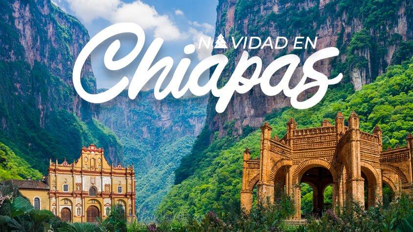 viaje Navidad en Chiapas