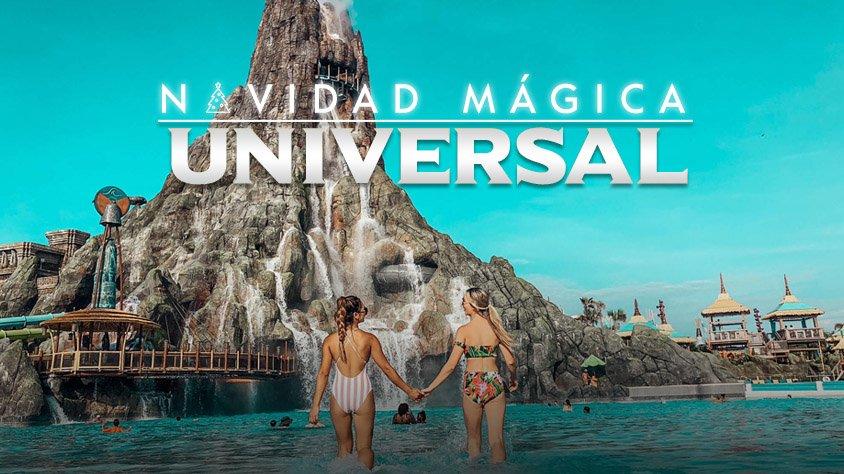 Navidad Mágica En Universal