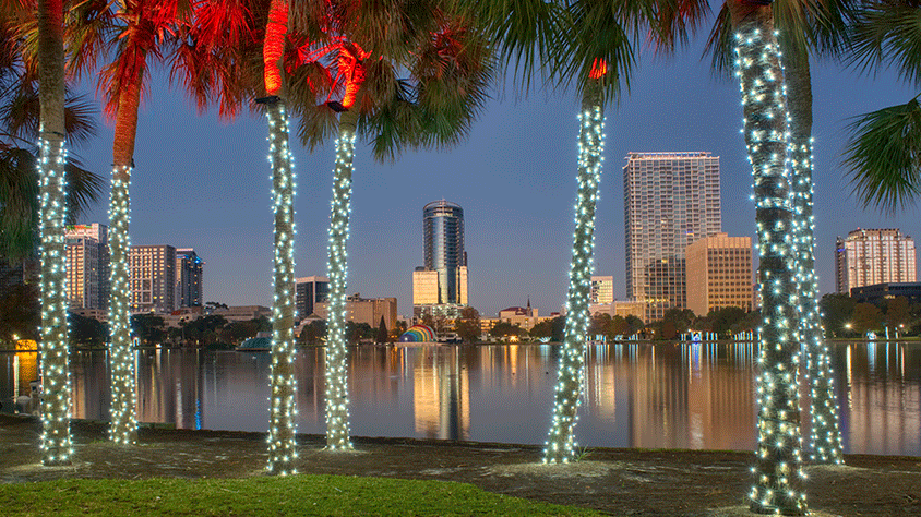 Navidad Mágica en Orlando