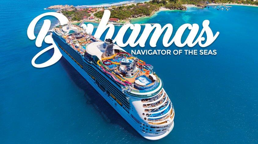 viaje Navigator of the Seas - Bahamas - Perfect Day at Cococay