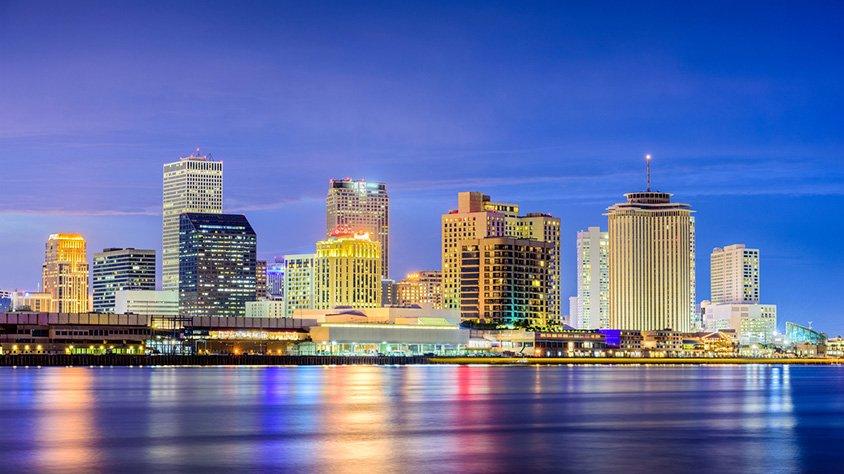 viaje New Orleans al Coctel