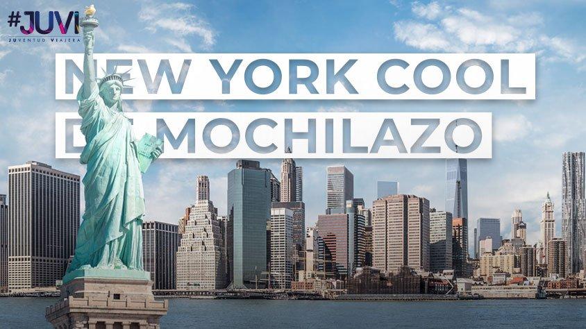 viaje New York Cool De Mochilazo