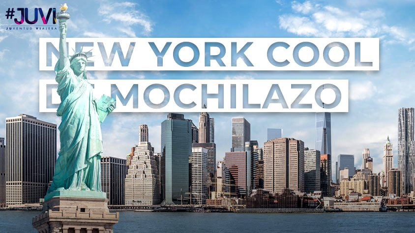 New York Cool De Mochilazo