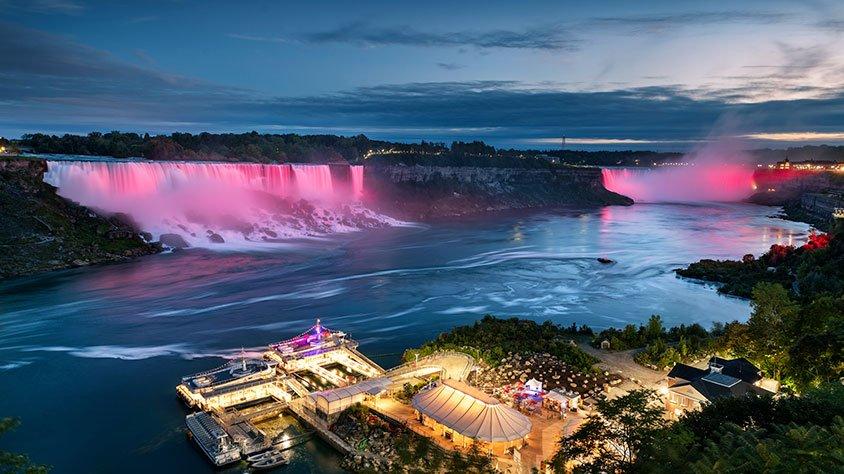 viaje Nueva York y Niagara Falls