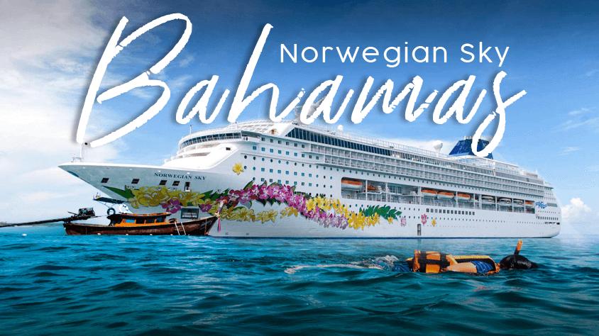 viaje Norwegian Sky Bahamas