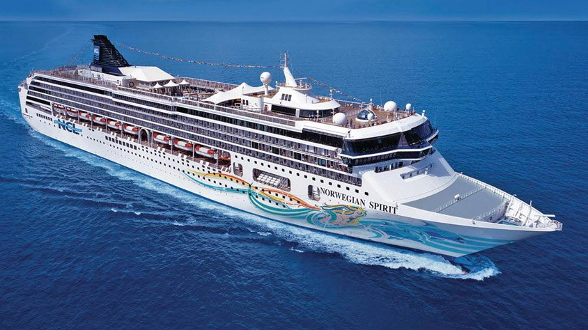 Crucero norwegian Spirit