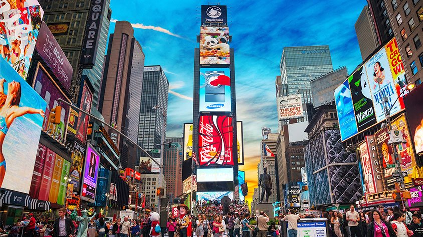 Nueva-York-Times-square