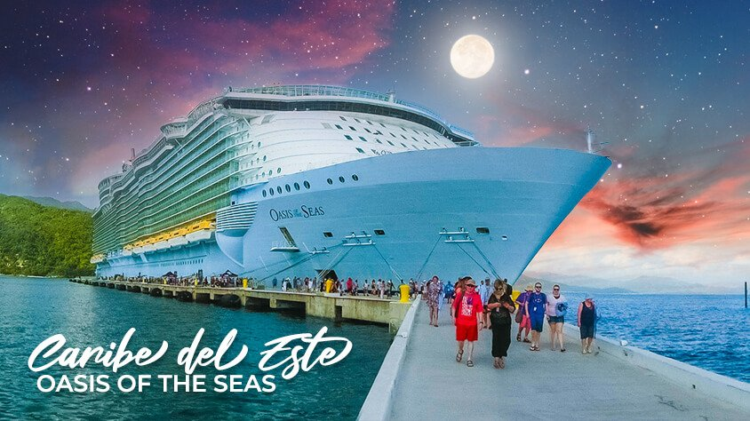 OASIS OF THE SEAS- CARIBE DEL ESTE