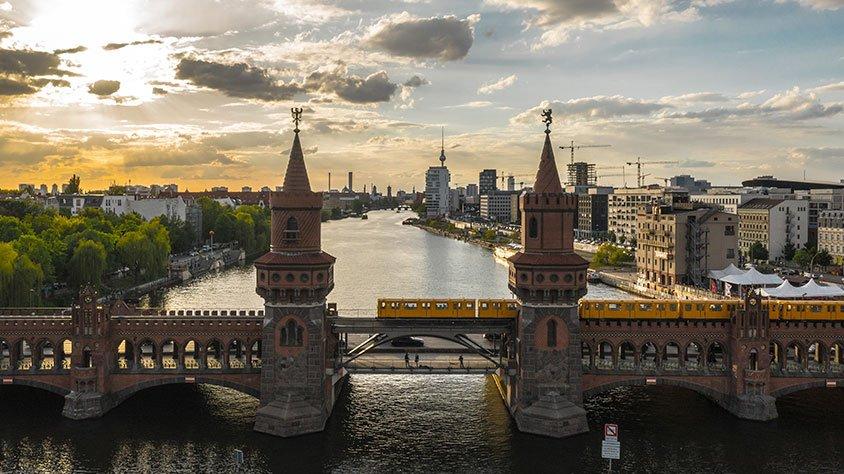 viaje De Berlín a Berlín