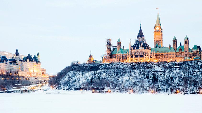 viaje Ottawa