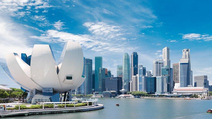 viaje Singapur y Tailandia