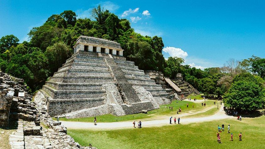 viaje Palenque Arquitectónico