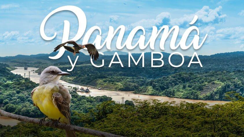 PANAMA Y GAMBOA