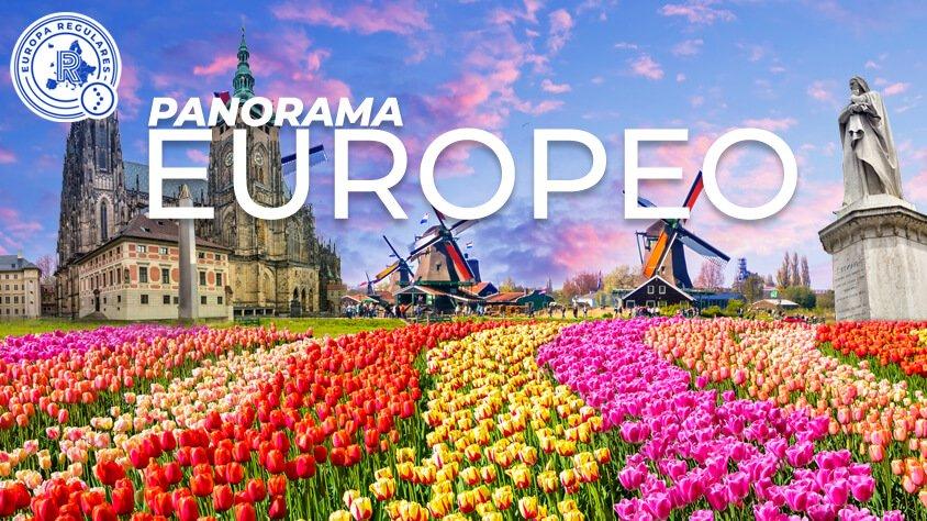 viaje Panorama Europeo