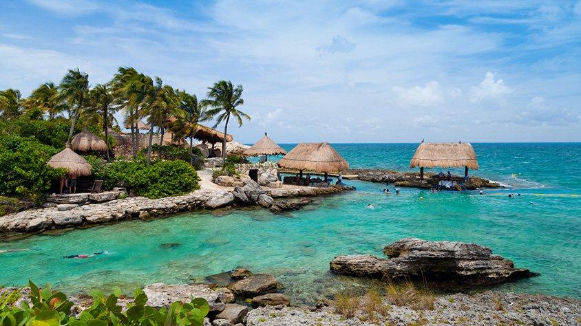 Paraiso en riviera maya