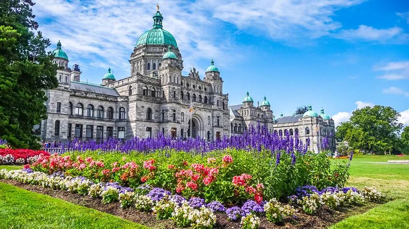 viaje Invierno Vancouver – Victoria - Whistler
