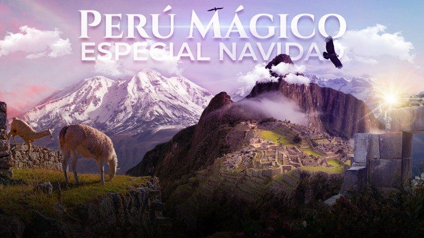 Perú Mágico-Especial Navidad