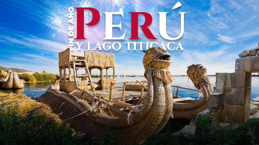 Perú y Lago Titicaca – Fin de año