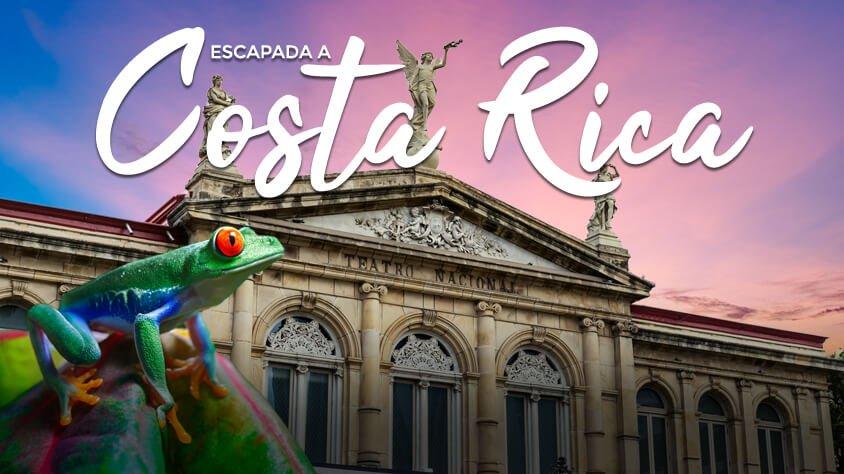 Escapada a Costa Rica
