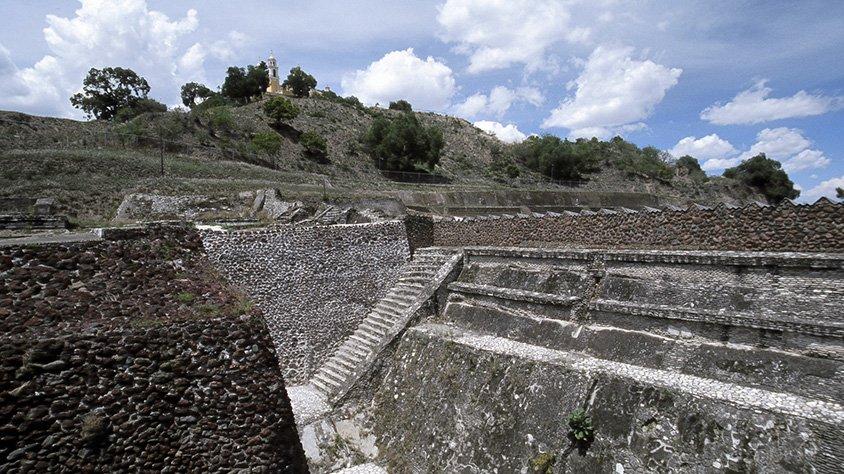 viaje Puebla Zonas Arqueológicas