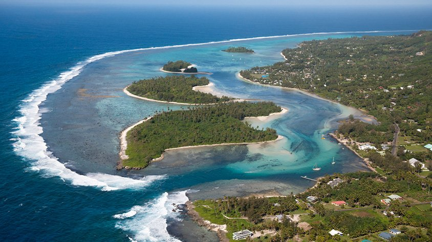 viaje Islas Cook I