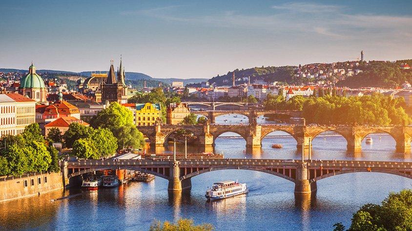 viaje Praga, Budapest y Viena