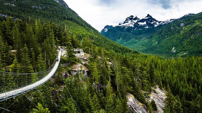 viaje Rocosas-Vancouver-Victoria 10 Dias