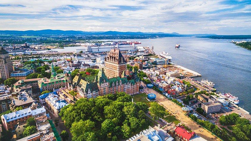 viaje Quebec Maravilloso