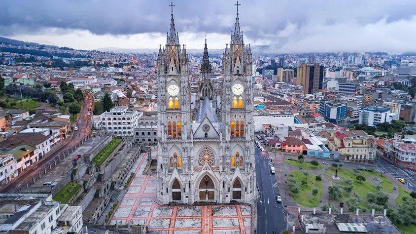viaje Quito Básico
