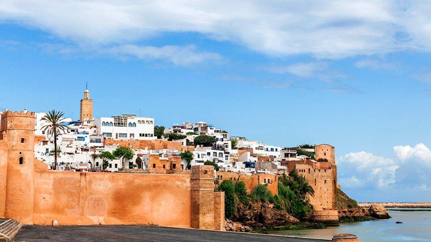 Moroco Historico en Rabat
