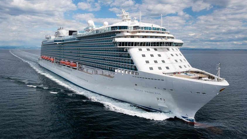 Crucero Regal Princess