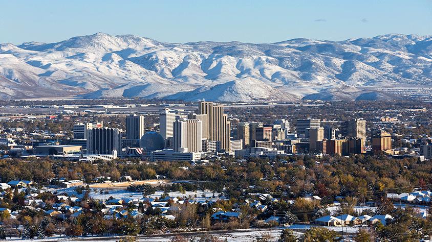 viaje Reno