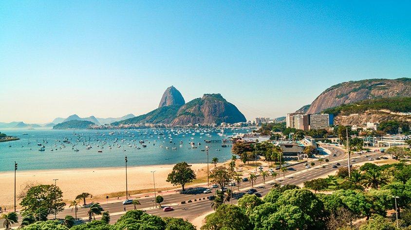 viaje Rio de Janeiro e Iguazú